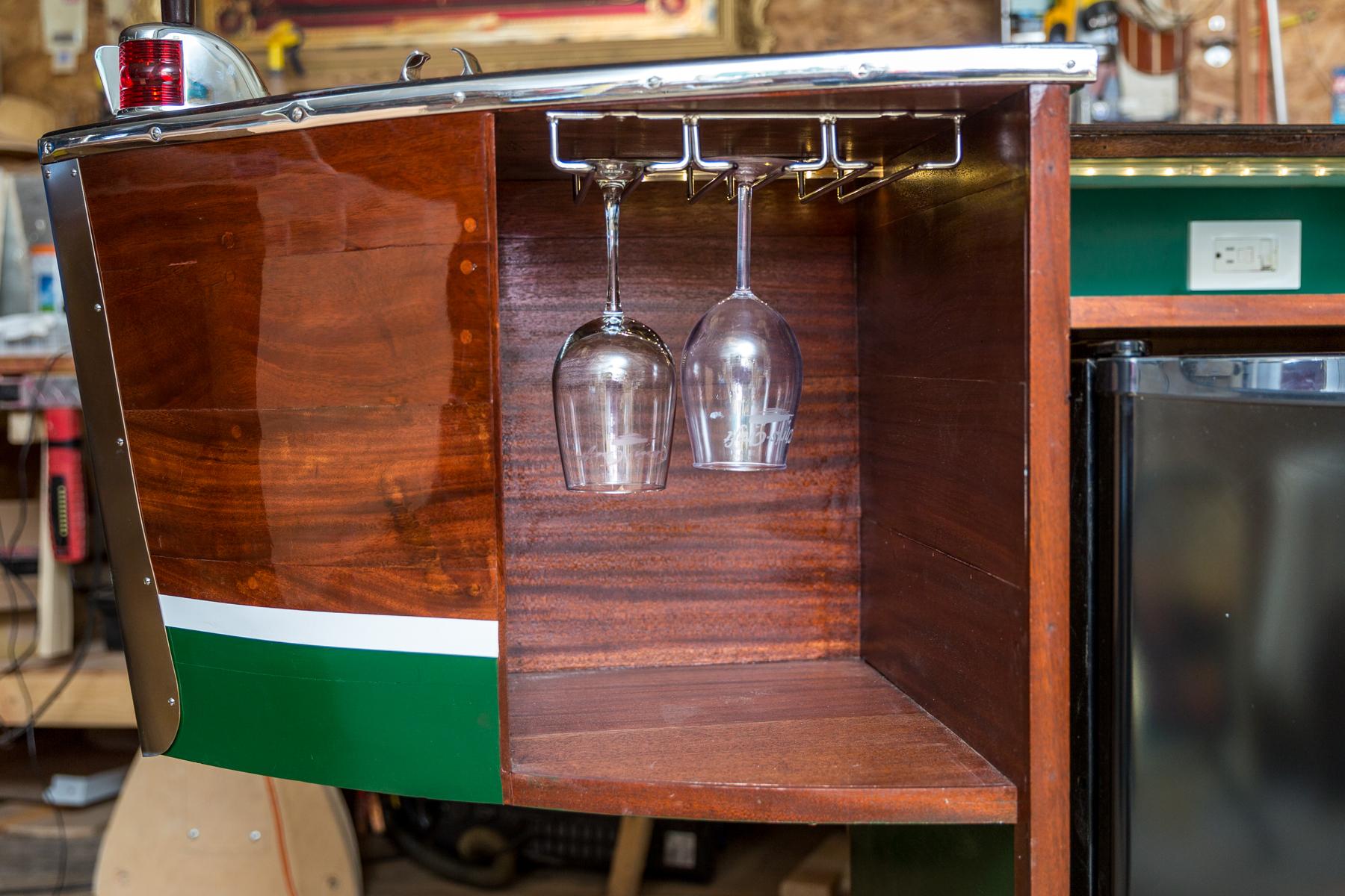 Custom Luxury Boat Bars Barcraft Boat Bars